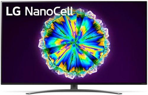Телевизор LG 49NANO866NA черный/NanoCell 4K/Smart TV/HDMI/LAN/USB/Bluetooth/Wi-Fi