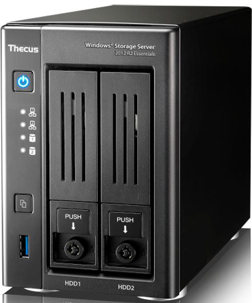 Thecus W2810PRO