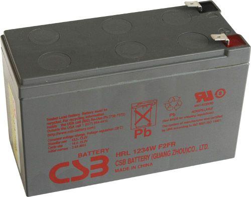 Батарея CSB HRL 1234W.