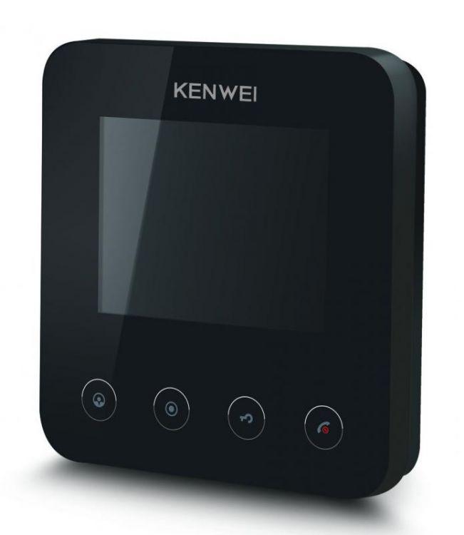 Kenwei KW-E401FC черный XL