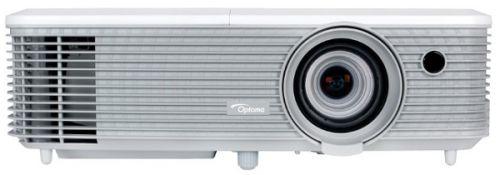 Фото - Проектор Optoma W400+ 95.78L01GC0E DLP, 4000 ANSI Lm, WXGA, 22000:1, 1.49 - 1.93:1, 2,52кг проектор optoma w400 dlp 4000 ansi lm wxga 22000 1 2 41кг