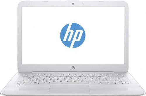 """Hewlett-Packard Ноутбук HP Stream 14-ax017ur 2EQ34EA Celeron N3060/4Gb/SSD32Gb/Intel HD Graphics 400/14//HD (1366x768)/Windows 10 64/white/WiFi/BT/Cam"""""""