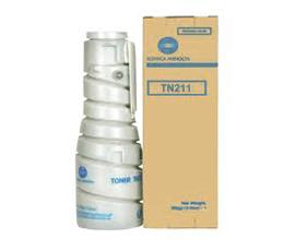 Тонер-картридж Konica Minolta TN-211 8938415 для Bizhub 222/250/282 17 000 стр