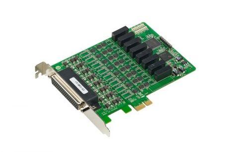 Плата MOXA CP-138E-A-I w/o cable 8 Port PCIe Board, w/o Cable, RS-422/485, w/ Surge , w/ Isolation плата moxa cp 134el a i w o cable 4 port pcie board w o cable low profile rs 422 485 w surge w isolation