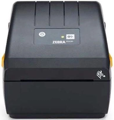 Термопринтер Zebra ZD230 EZPL, 203 dpi, USB, Ethernet, Dispenser (Peeler)