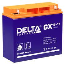 Delta GX 12-17