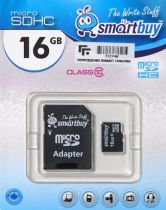 SmartBuy SB16GBSDCL10-01