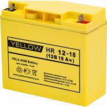 Yellow HR 12-18