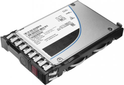 Hewlett-Packard Жесткий диск HP 816899-B21 480GB 6G SATA Read Intensive-3 SFF 2.5-in SC 3yr Wty Solid State Drive