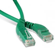 Hyperline PC-APM-UTP-RJ45/L45-RJ45/L45-C6-3M-LSZH-GN