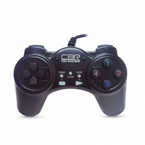 Фото - Геймпад CBR CBG 907 для PC, USB геймпад cbr cbg 905 проводной usb черный