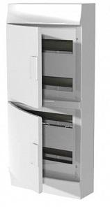 Бокс ABB 1SPE007717F9975 Mistral41 настенный 48М непрозрачная дверь (с клемм)