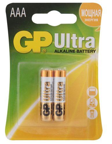 GP Ultra Alkaline 24AU LR03