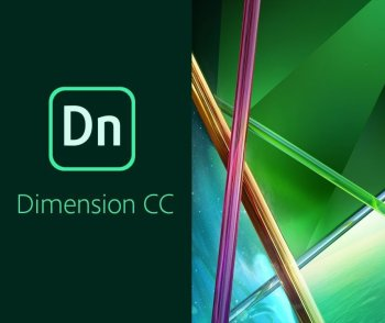 Adobe Dimension CC for teams Продление 12 Мес. Level 1 1-9 лиц. Education Named