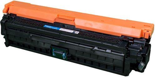 Картридж Sakura SACE741A для HP CP5225, синий, 7300 к.