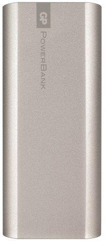 FN05MSE Аккумулятор внешний универсальный GP FN05MSE 5200 мАч, ток на входе 1А, ток на выходе 2,1А, 1USB FN05MSE-2CRB1