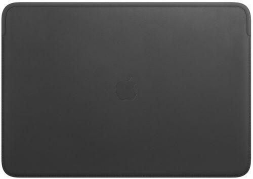 Фото - Чехол Apple MWVA2ZM/A для MacBook Pro 16, leather, black чехол для ipad pro 12 9 apple leather sleeve black