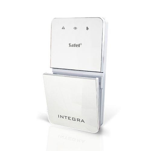 Клавиатура SATEL INT-SF-WSW групповая клавиатура для управления разделом системы охранной сигнализации, созданной на базе ПКП серии: INTEGRA и INTEGRA