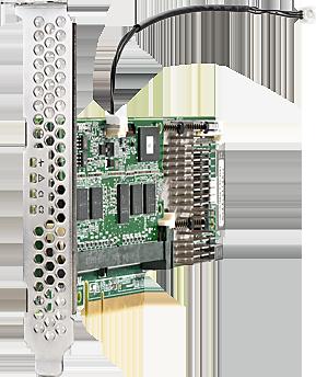 HPE SAS Controller Smart Array P440/2GB FBWC/12G/int.