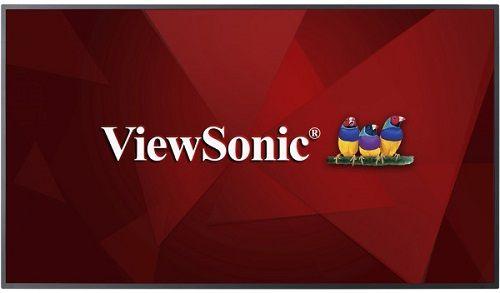Панель LCD 55' Viewsonic CDE5510 3840x2160, 350 кд/к2, 4000:1, 8 16/7 D-LED