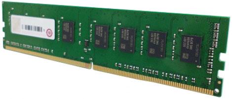Модуль памяти QNAP RAM-8GDR4A0-UD-2400 8GB DDR4 2400 GHz U-DIMM for TS-873U, TS-873U-RP, TS-1273U, TS-1273U-RP, TS-1673U, TS-1673U-RP