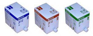 Картридж Ricoh DIGITAL DUPLICATOR INK BLUE TYPE II (CS) 893175 Цена за 1 коробку (5 картриджей x 600 мл)