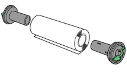 Опция Ricoh Roll Holder Unit Type M23 404834 Держатели рулона тип M23 опция ricoh ddst unit type m16 417382