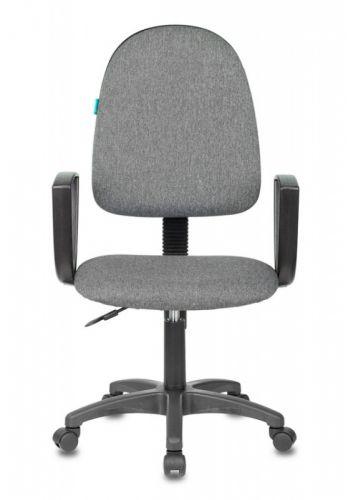 Кресло Бюрократ CH-1300N цвет серый, престиж+ 3C1, крестовина пластик