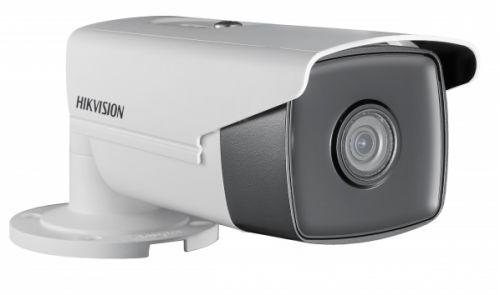 Фото - Видеокамера IP HIKVISION DS-2CD2T43G0-I8 (4mm) 4Мп, 1/3 CMOS, EXIR-подсветка 80м; 4мм; 78°; механический ИК-фильтр; 0.01лк/F1.2; H.265/H.265+/H.264/H видеокамера ip hikvision ds 2cd2023g0 i 6mm 2мп 1 2 8 cmos exir подсветка 30м 6мм 54° механический ик фильтр 0 01лк f1 2 h 265 h 265 h 264