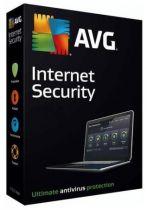 AVG Internet Security - 2 PCs, 1 Year