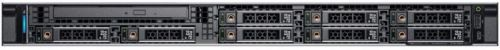 Фото - Сервер Dell PowerEdge R340 E-2174G, 16GB (1*16GB) 2666 DR UDIMM ECC, PERC H330+, DVD+/-RW SATA Internal, 1.2TB 10K SAS 12Gbps 2.5 HP HD, Broadcom 572 сервер dell poweredge r340 1xe 2174g 1x16gbud x8 1x1 2tb 10k 2 5 sas rw h330 id9ex 1g 2p 1x350w 3y