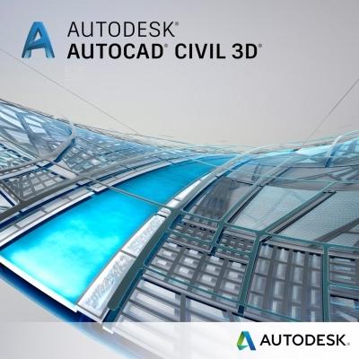Civil 3D 2019 Single-user ELD 2-Year ПО по подписке (электронно) Autodesk Civil 3D 2019 Single-user ELD 2-Year 237K1-WW3738-T591