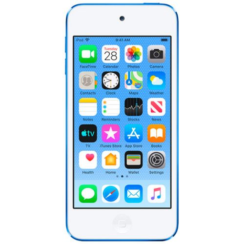 Плеер Apple iPod touch 128Gb MVJ32RU/A blue