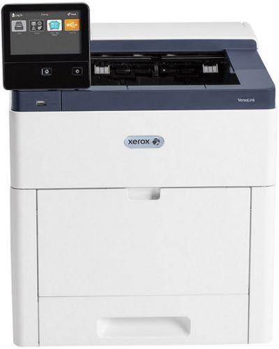 Принтер цветной Xerox VersaLink C600DN LED, 1200х2400dpi, 53/53ppm, max 120K в месяц, 2Gb, 1.05 GHz Dual-core, PS3, PCL5c/6, Gigabit Eth, Duplex