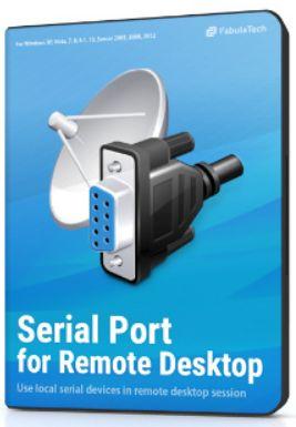 FabulaTech Serial Port for Remote Desktop Site License 10-19 Licenses