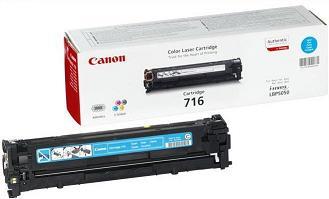 Картридж Canon 716C 1979B002 для LBP5050, LBP5050n, MF8030Cn, MF8040Cn, MF8050Cn, MF8080Cw