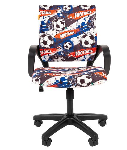 Кресло Chairman Kids 103 Chairman 7037747 ткань футбол