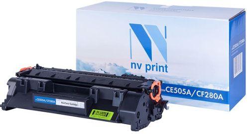 Картридж NVP NV-CF280A/CE505A/719L для HP LaserJet Pro 400 MFP M425dn/P2035/P2035n/P2055/P2055d/P2055dn/P2055d/Canon LBP-6300dn/ LBP-6650dn/MF5880dn (