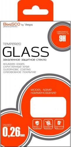 Фото - Защитное стекло BoraSco 22035 гибридное Flex Glass VSP 0,26 мм для Xiaomi Redmi 5A защитное стекло borasco 19934 гибридное flex glass vsp 0 26 мм для xiaomi mi 4i4c