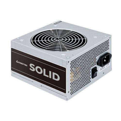 Фото - Блок питания ATX Chieftec GPP-500S 500W, ATX 2.3, Aктивный PFC, 80 Plus Bronze, 120mm fan, OEM блок питания chieftec iarena 500w gpb 500s oem