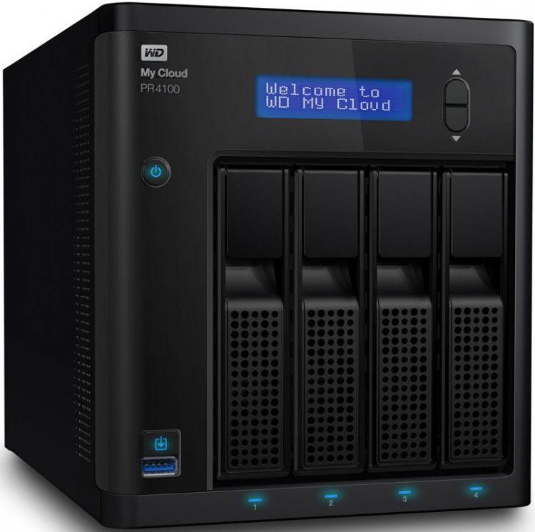 Western Digital WDBKWB0080KBK-EEUE
