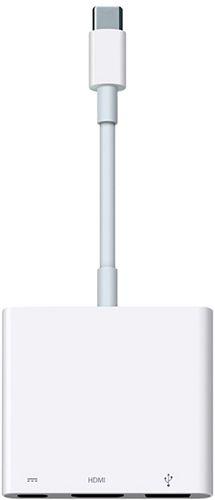 Адаптер Apple MUF82ZM/A (MJ1K2ZM/A) USB-C Digital AV Multiport