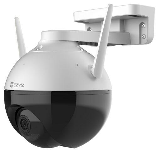 Видеокамера IP EZVIZ C8C 1080P, 1/2.7? Progressive Scan CMOS, 4 мм, угол обзора: 105°(Д), 87°(Г), 6 мм, угол обзора: 66°(Д), 55°(Г), Поворот 352°, нак