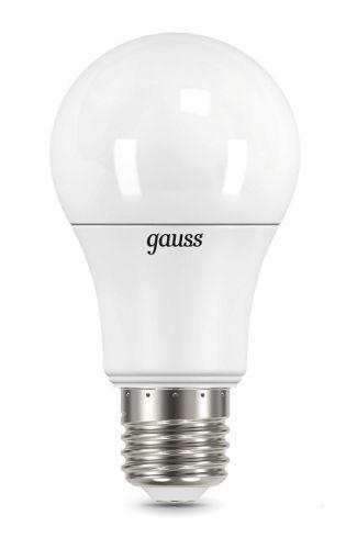 Фото - Лампа светодиодная Gauss 102502216 LED A60 16W E27 1470lm 4100K лампа светодиодная gauss 102502210 s led a60 10w e27 4100k step dimmable 1 10 50