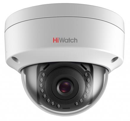 Фото - Видеокамера IP HiWatch DS-I252 2Мп, 1/2.8'' CMOS, 6мм/54°, IP67,с ИК-подсветкой до 30м веревка 6мм 30м пп