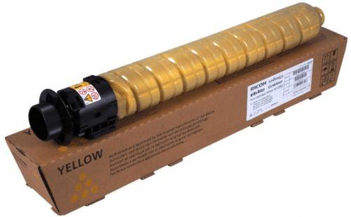 Тонер-картридж Ricoh 842451 большой емкости тип M C2000H желтый для MC2000 (15000стр)