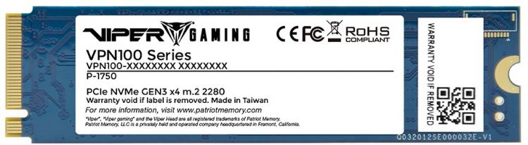Patriot VPN100-256GM28H