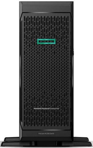Фото - Сервер HPE ProLiant ML350 Gen10 (P21789-421) 1x4214R 1x32GB x8 2.5 P408i-a 1G 4P 1x800W сервер