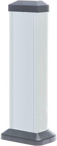 Колонна Ecoplast 70135 TR-8M/1 алюминевая под суппорт (односторонняя) 350мм