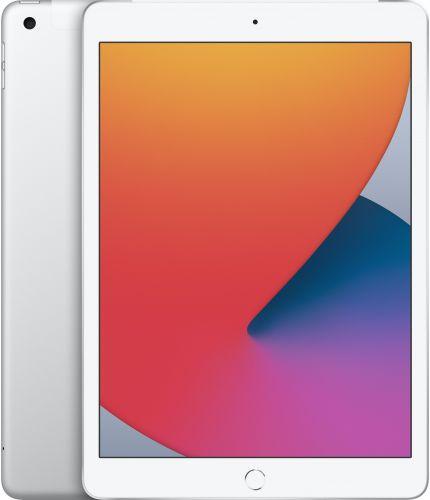 Фото - Планшет 10.2 Apple iPad Wi-Fi + Cellular 32GB (2020) MYMJ2RU/A silver планшет apple ipad 10 2 2020 wi fi 32gb mylc2ru a gold